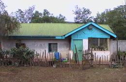 home stay house